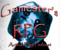 Gamester's RPG logo