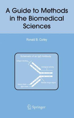 A Guide to Methods in the Biomedical Sciences
