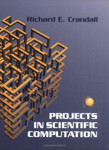 Projects in Scientific Computation