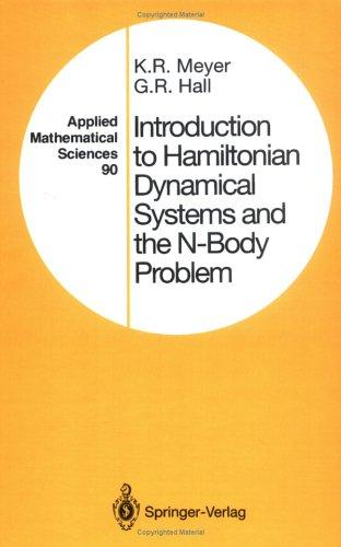 Download Introduction to Hamiltonian dynamical systems and the n-body problem