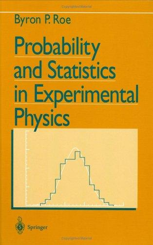 Download Probability and statistics in experimental physics
