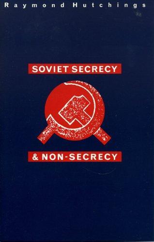 Download Soviet secrecy and non-secrecy
