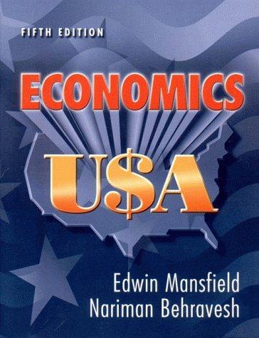 Download Economics U$A