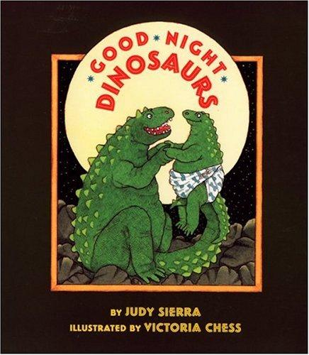 Good night, dinosaurs