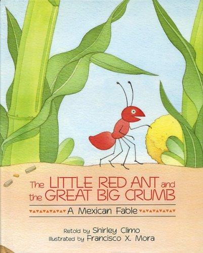 Download The little red ant and the great big crumb