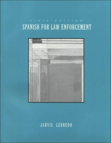 Download Spanish for Law Enforcement