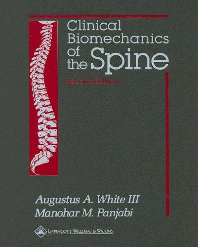 Download Clinical biomechanics of the spine