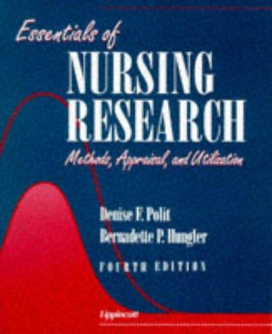 Download Essentials of nursing research