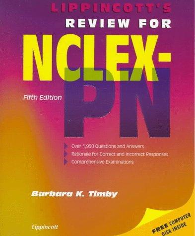 Lippincott's review for NCLEX-PN.