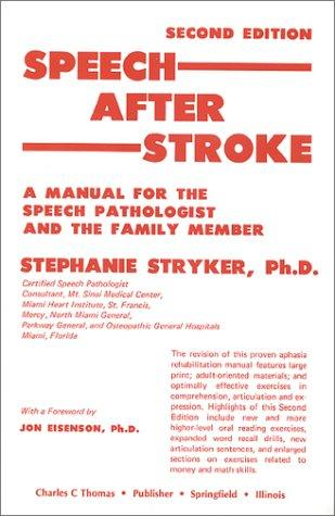 Download Speech after stroke