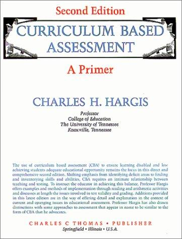 Download Curriculum Based Assessment
