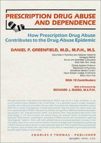 Download Prescription drug abuse and dependence