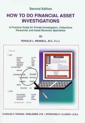 Download How to Do Financial Asset Investigations