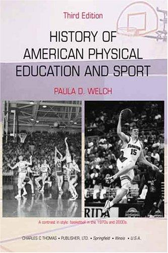 History of American physical education and sport