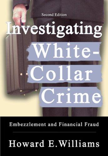 Download Investigating White-Collar Crime