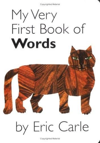 Download My Very First Book of Words
