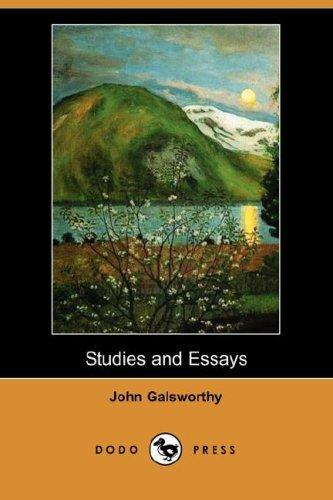 Download Studies and Essays (Dodo Press)