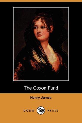 Download The Coxon Fund (Dodo Press)