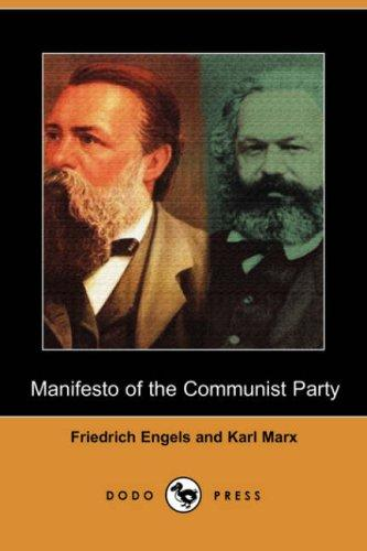 Download Manifesto of the Communist Party (Dodo Press)
