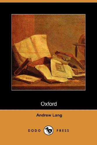 Download Oxford (Dodo Press)