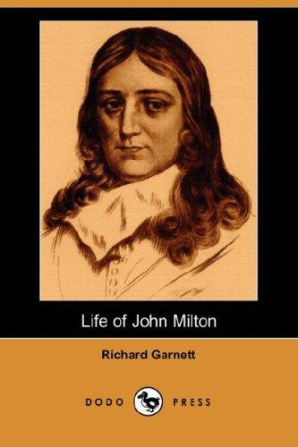 Life of John Milton (Dodo Press)