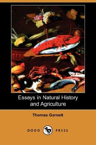 Download Essays in Natural History and Agriculture (Dodo Press)