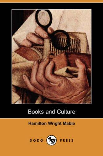Books and Culture (Dodo Press)