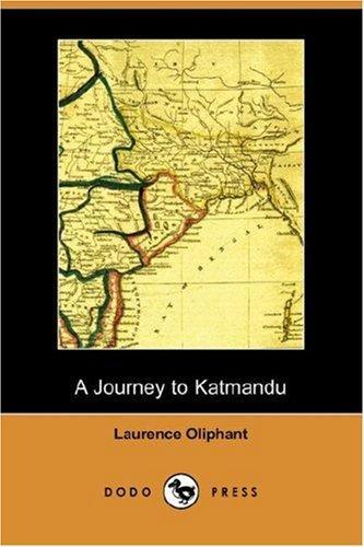 Download A Journey to Katmandu (Dodo Press)