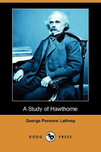 Download A Study of Hawthorne (Dodo Press)