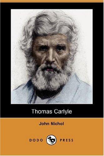 Thomas Carlyle (Dodo Press)