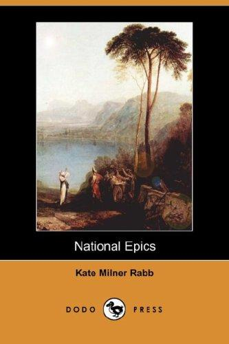 Download National Epics (Dodo Press)