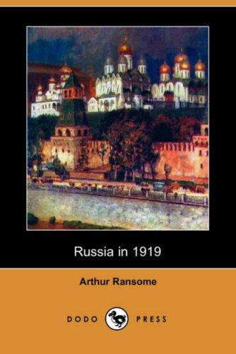 Download Russia in 1919 (Dodo Press)
