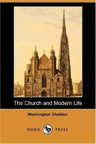 The Church and Modern Life (Dodo Press)