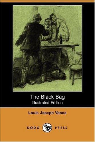 Download The Black Bag (Illustrated Edition) (Dodo Press)