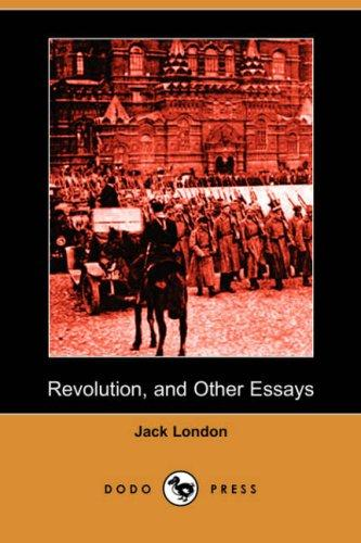 Download Revolution, and Other Essays (Dodo Press)