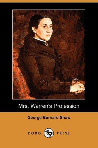 Download Mrs. Warren's Profession (Dodo Press)