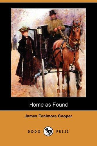 Home as Found (Dodo Press)
