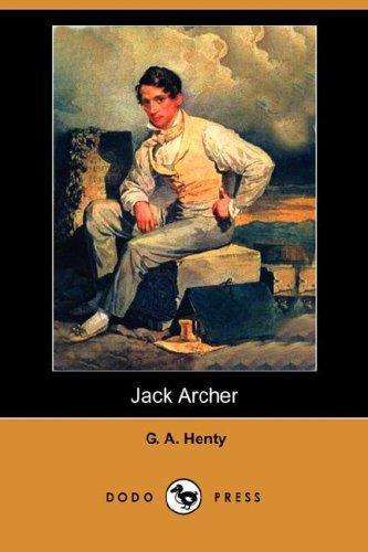 Jack Archer (Dodo Press)