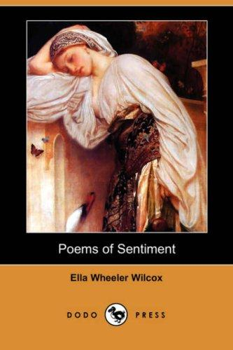Download Poems of Sentiment (Dodo Press)