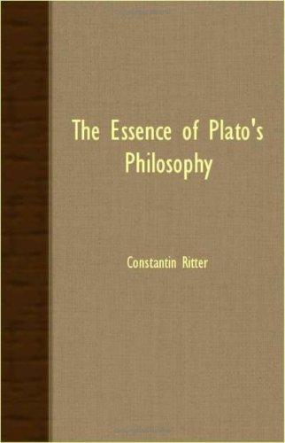 The Essence Of Plato's Philosophy
