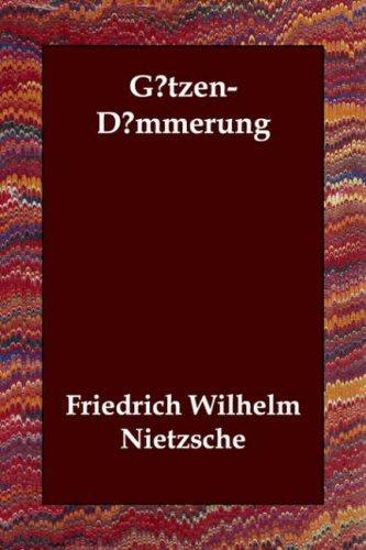Download Götzen-Dämmerung