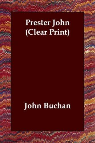 Download Prester John (Clear Print)