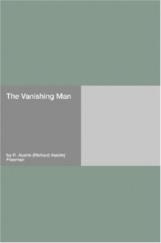 Download The Vanishing Man