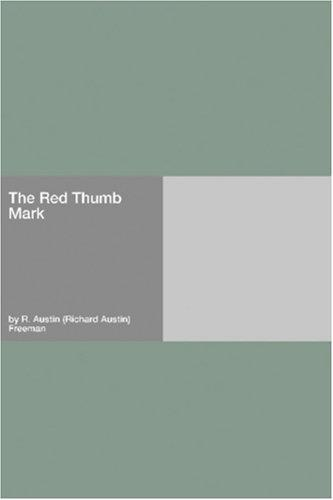 Download The Red Thumb Mark