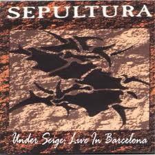 Under Siege Live in Barcelona by Sepultura