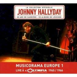 JOHNNY HALLYDAY - NOIR C'EST NOIR