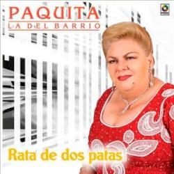 Paquita la del Barrio - Discúlpeme Suegrita