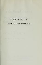 Cover of: The age of enlightenment; an anthology of eighteenth-century French literature. | Otis Fellows