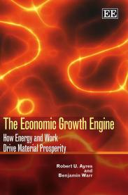 The economic growth engine by Robert U. Ayres