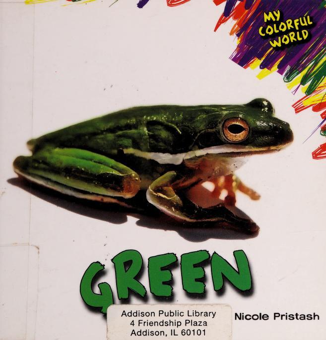 Green by Nicole Pristash